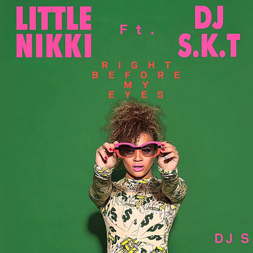 Right Before My Eyes by DJ S.K.T
