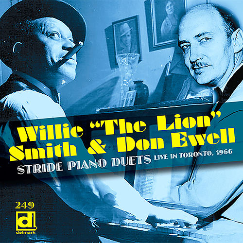 Stride Piano Duets by Willie