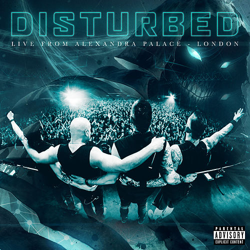 Live from Alexandra Palace, London von Disturbed