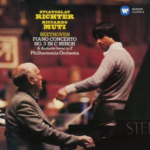Beethoven: Piano Concerto No. 3, Op. 37 & Andante favori, WoO 57 de Sviatoslav Richter