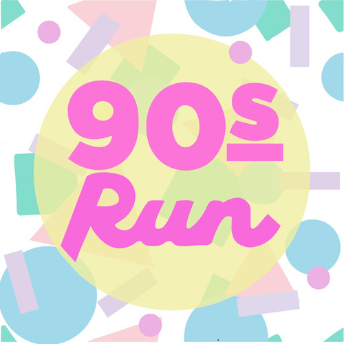 90s Run de Various Artists