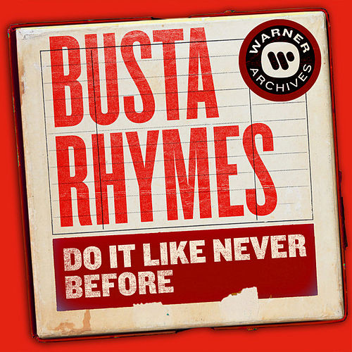 Do It Like Never Before de Busta Rhymes