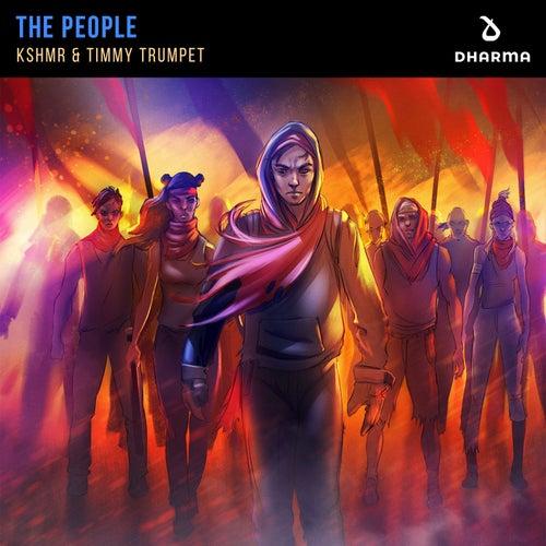 The People von KSHMR