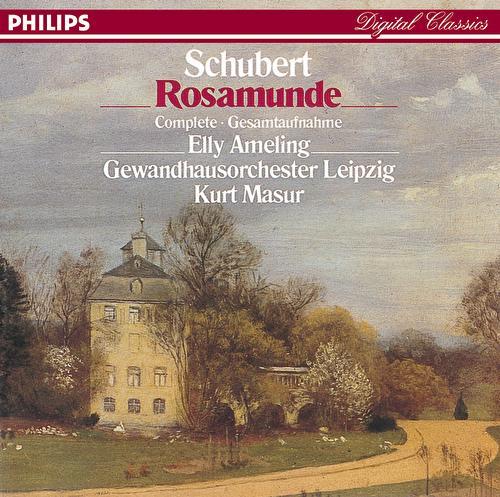 Schubert: Rosamunde de Elly Ameling