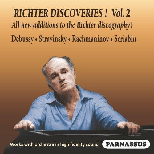 Richter Discoveries, Vol. 2 de Sviatoslav Richter