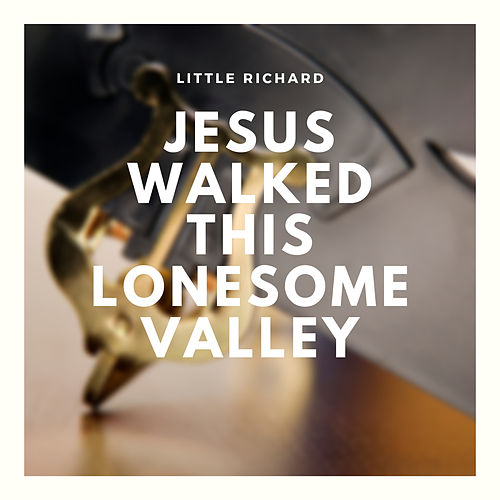 Jesus Walked This Lonesome Valley de Little Richard