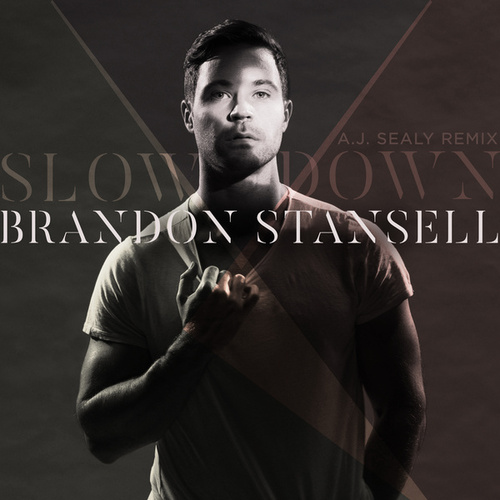 Slow Down (A.J. Sealy Remix) van Brandon Stansell