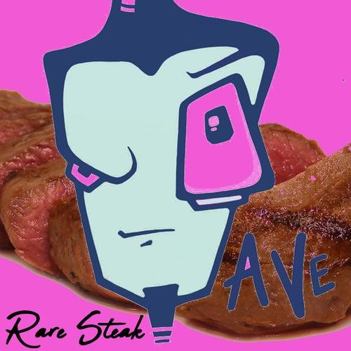 Rare Steak von Dave