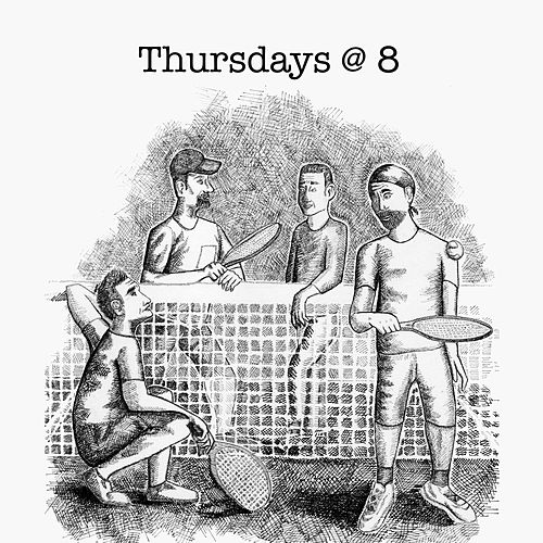 Thursdays @ 8 by Mitchell D. Weiss