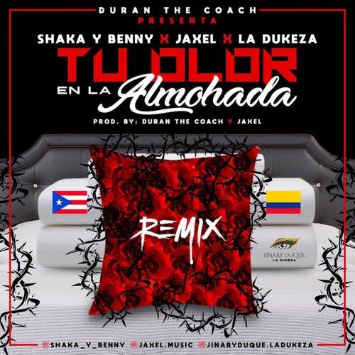 Tu Olor en Mi Almohada (Remix) de Jinary Duque