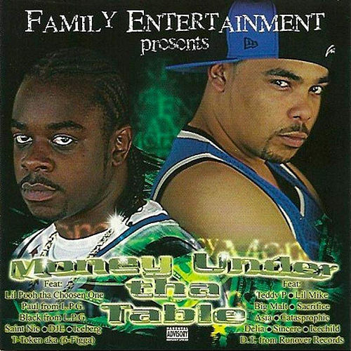 Money Under tha Table by Various Artists