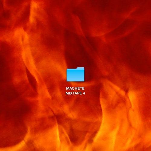 Machete Mixtape 4 di Machete
