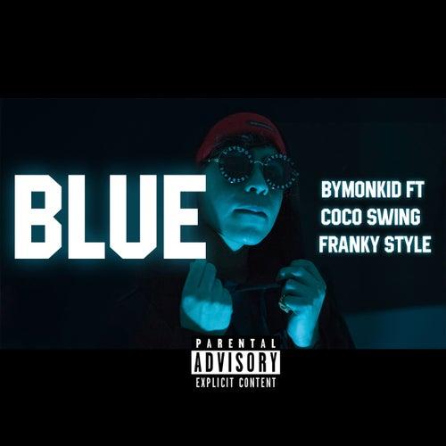 Blue de Bymonkid