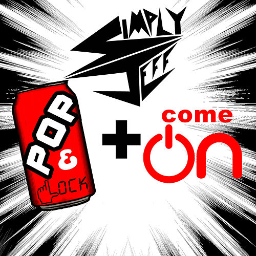 Pop N Lock / Come on - Single de Simply Jeff