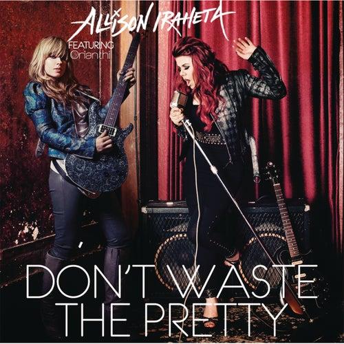 Don't Waste The Pretty by Allison Iraheta
