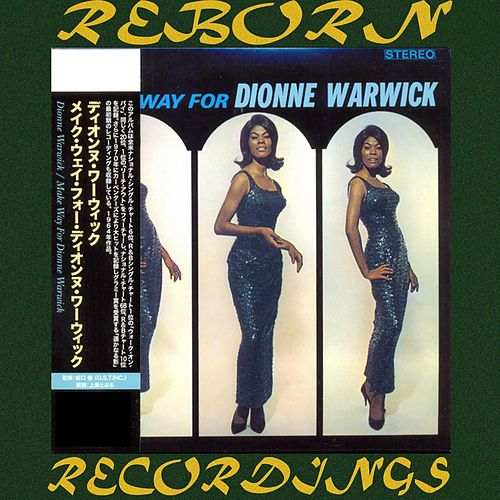 Make Way For Dionne Warwick (HD Remastered) de Dionne Warwick