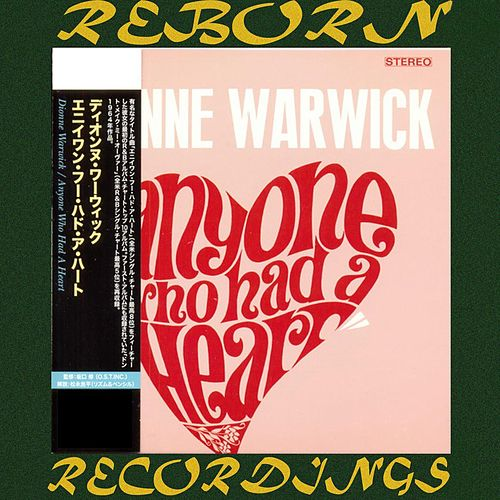 Anyone Who Had A Heart (HD Remastered) de Dionne Warwick