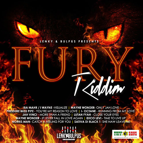 Lenkey & Bulpus Presents Fury Riddim by Various Artists