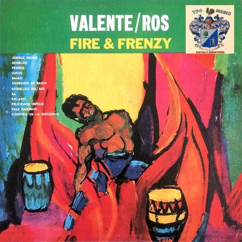 Fire and Frenzy von Caterina Valente
