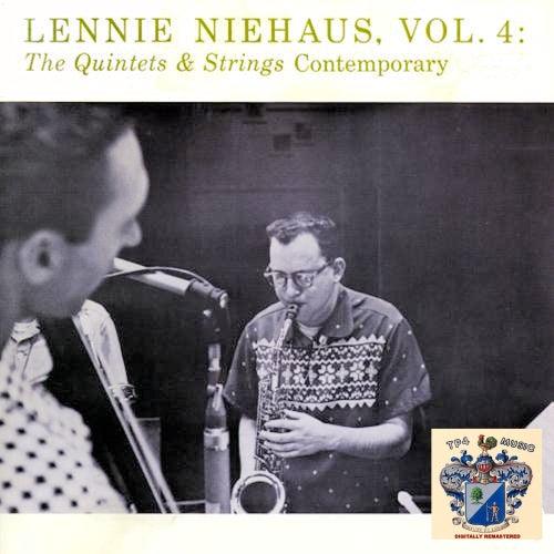 Lennie Niehaus Vol. 4 by Lennie Niehaus