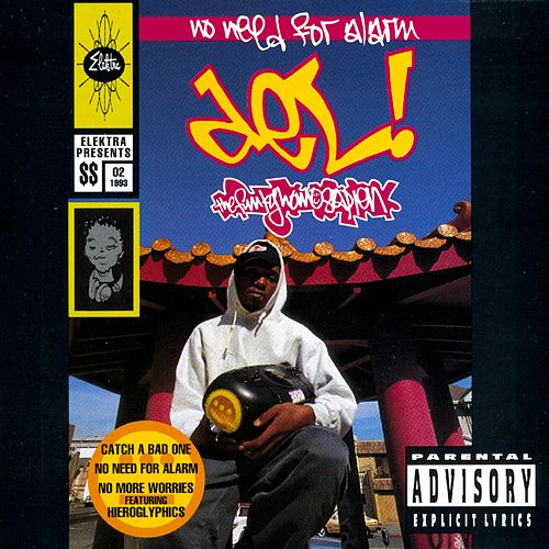 No Need For Alarm de Del The Funky Homosapien