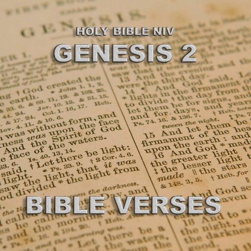 Holy Bible Niv Genesis 2 by Bible Verses
