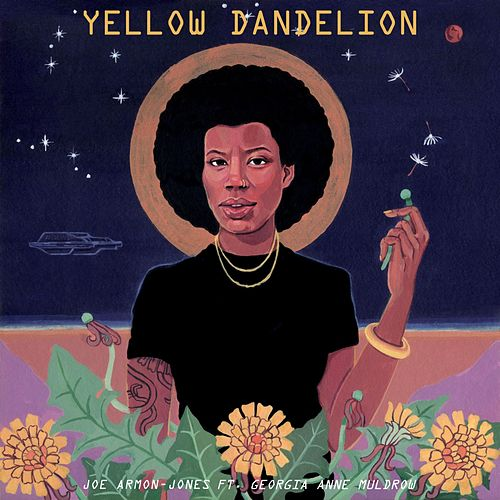Yellow Dandelion by Joe Armon-Jones