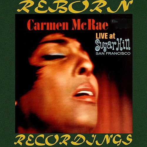 In Person, Live At Sugar Hill, San Francisco de Carmen McRae