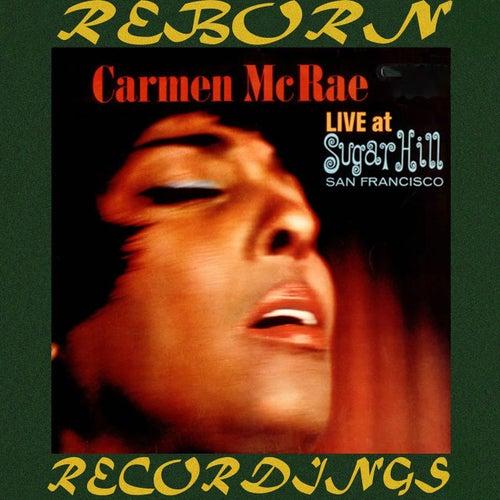 In Person, Live At Sugar Hill, San Francisco de Carmen McRae