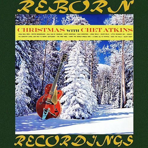 Christmas with Chet Atkins (HD Remastered) de Chet Atkins