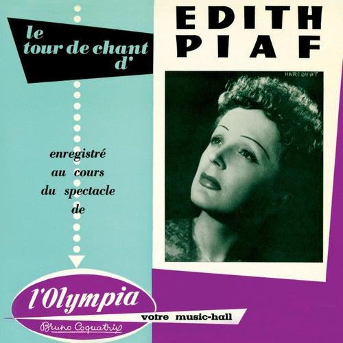 A L'Olympia 1955 de Edith Piaf