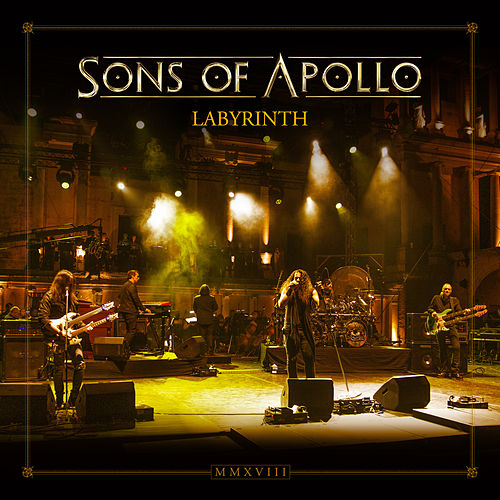 Labyrinth (Live at the Roman Amphitheatre in Plovdiv 2018) di Sons Of Apollo