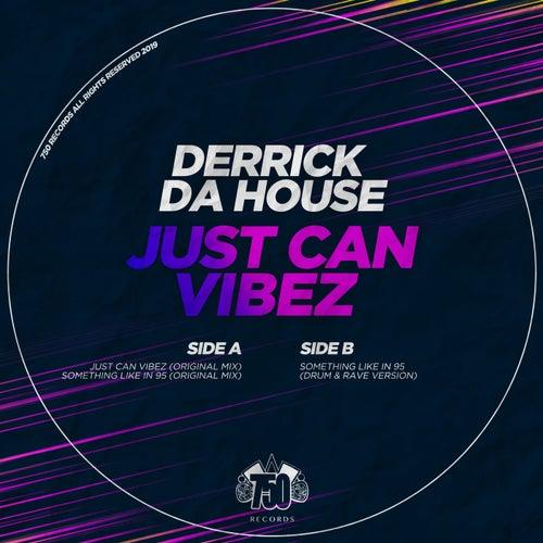 Just Can Vibez - Single von Derrick Da House