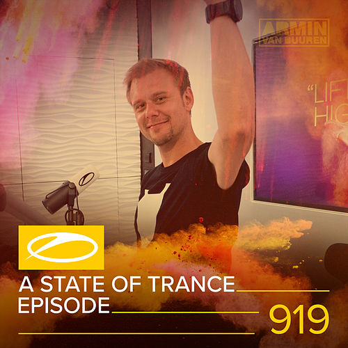 ASOT 919 - A State Of Trance Episode 919 von Various Artists