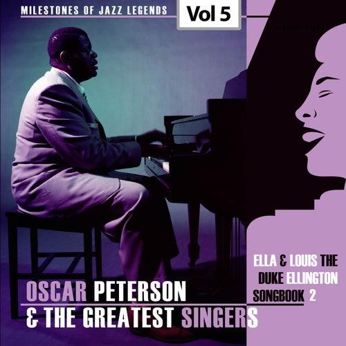 Milestones of Jazz Legends - Oscar Peterson & The Greatest Singers, Vol. 5 de Oscar Peterson