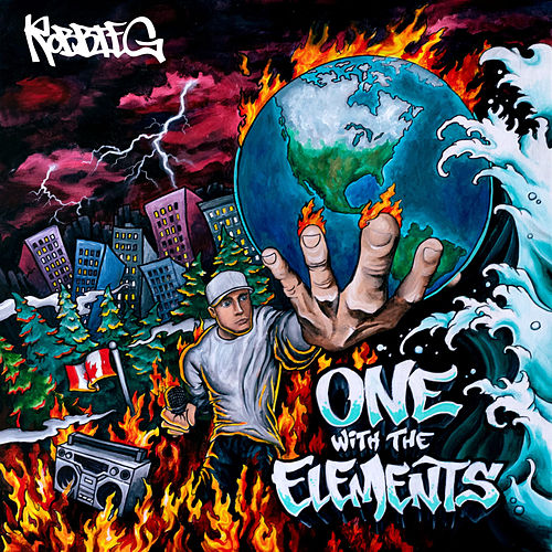 One With the Elements by Robbie G