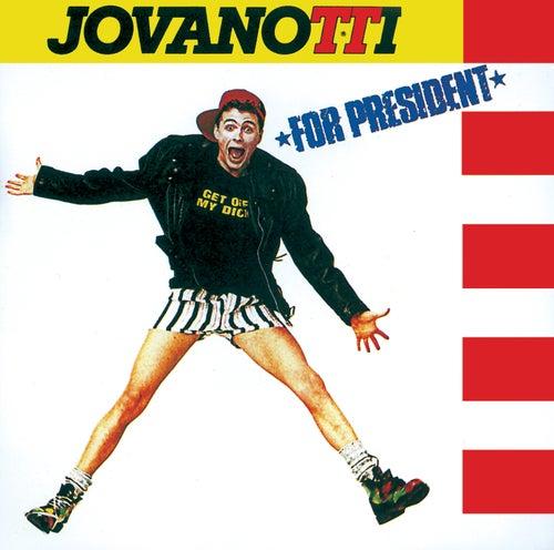 Jovanotti For President von Jovanotti
