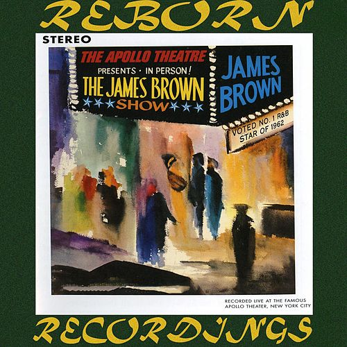 Live At The Apollo '62 (HD Remastered) von James Brown