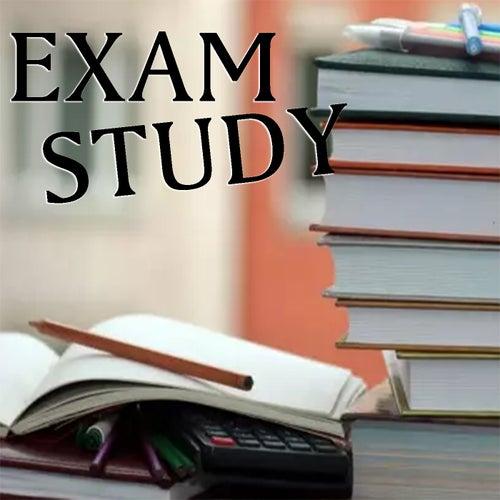 Exam Study de Various Artists