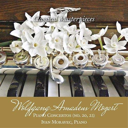 Wolfgang Amadeus Mozart Piano Concertos (no.20,23) Ivan Moravec, Piano (Classical Masterpieces) von Academy Of St. Martin-In-The-Fields