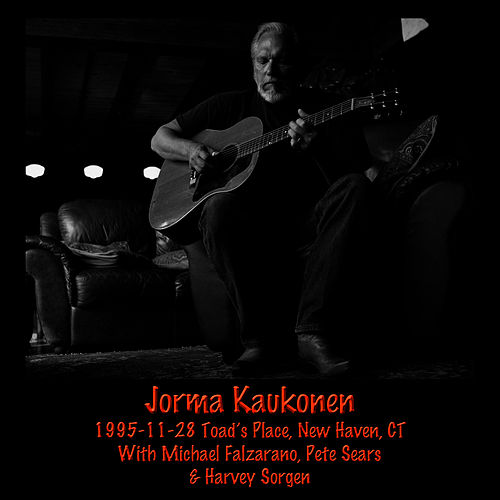 1995-11-28 Toad's Place, New Haven, CT by Jorma Kaukonen