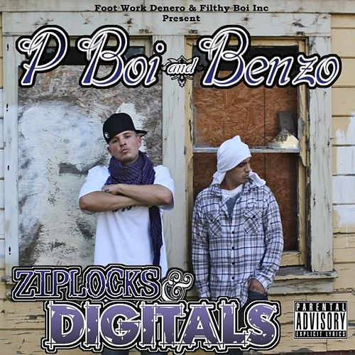 Ziplocks & Digitals by P-Boi