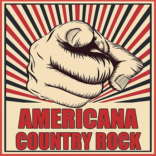 Americana Country Rock de Various Artists