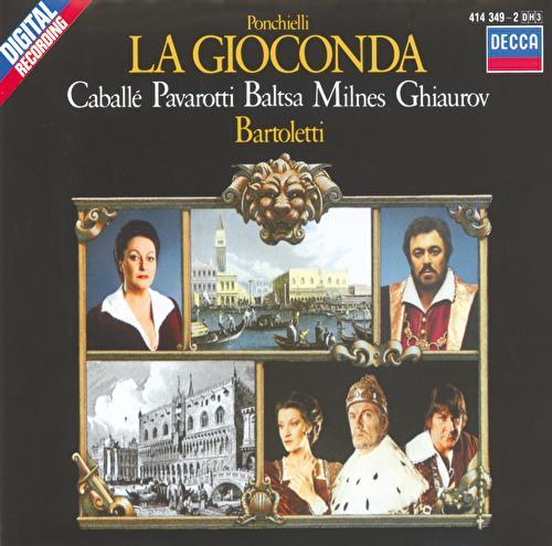 Ponchielli: La Gioconda by Montserrat Caballé
