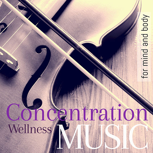 Concentration and Wellness Music for Mind and Body von Various Artists