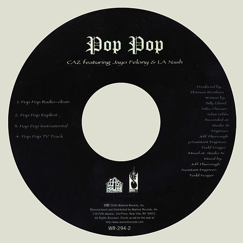 Pop Pop de Caz