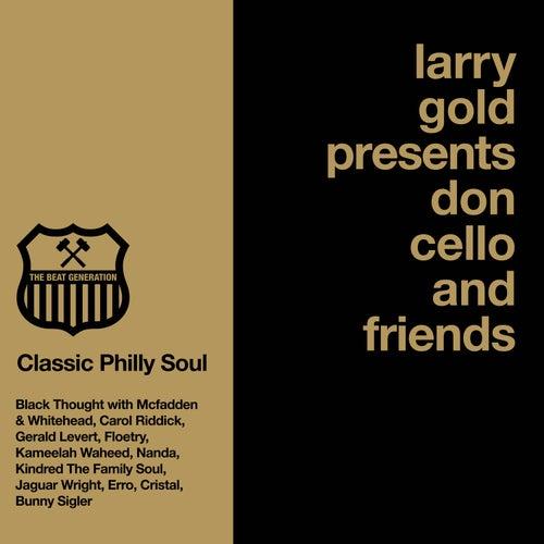 Presents Don Cello and Friends de Larry Gold