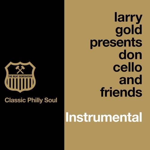 Presents Don Cello and Friends (Instrumentals) de Larry Gold