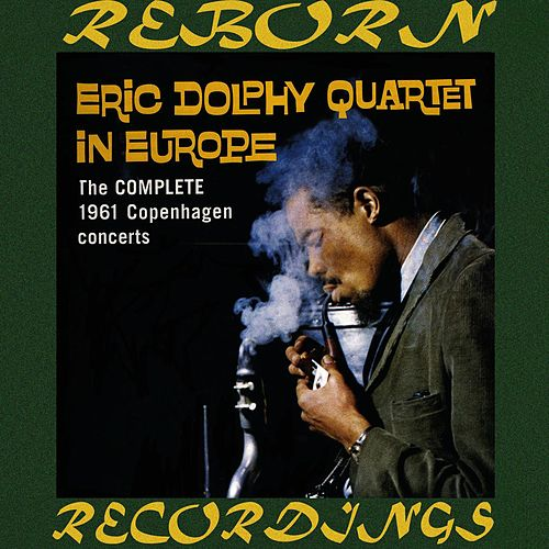 Eric Dolphy in Europe (HD Remastered) de Eric Dolphy