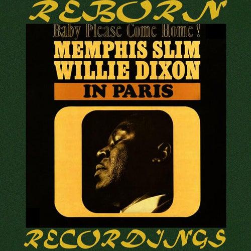 Memphis Slim And Willie Dixon in Paris (HD Remastered) von Willie Dixon